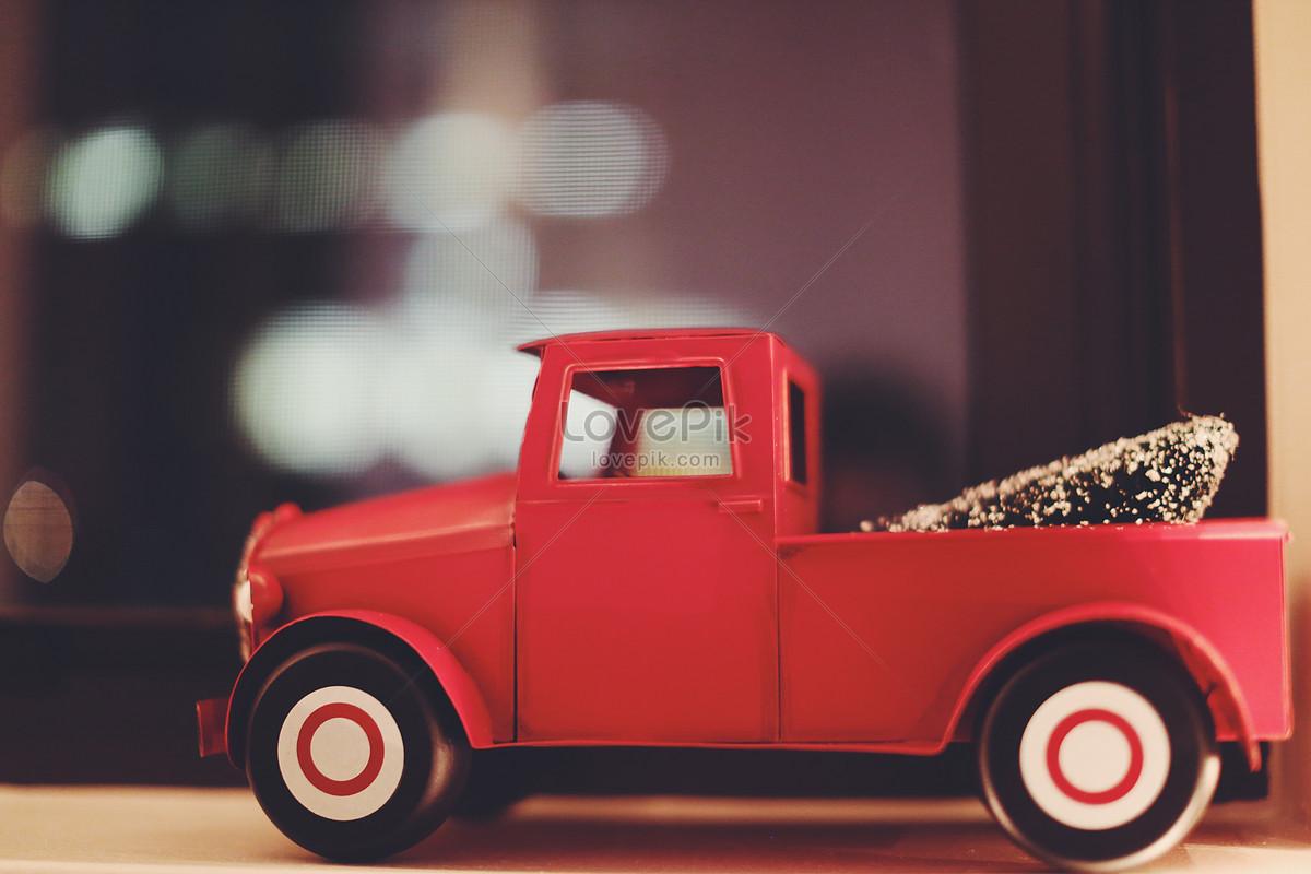 Carro De Juguete Rojo Imagen Descargar Foto 500016664 Jpg Imagen