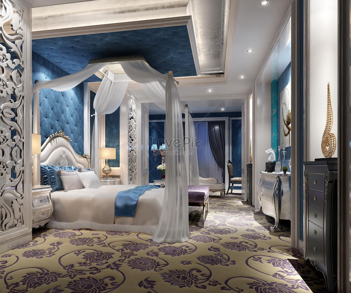 Bilder Zum Schlafzimmer Im Mediterranen Stildownload Foto