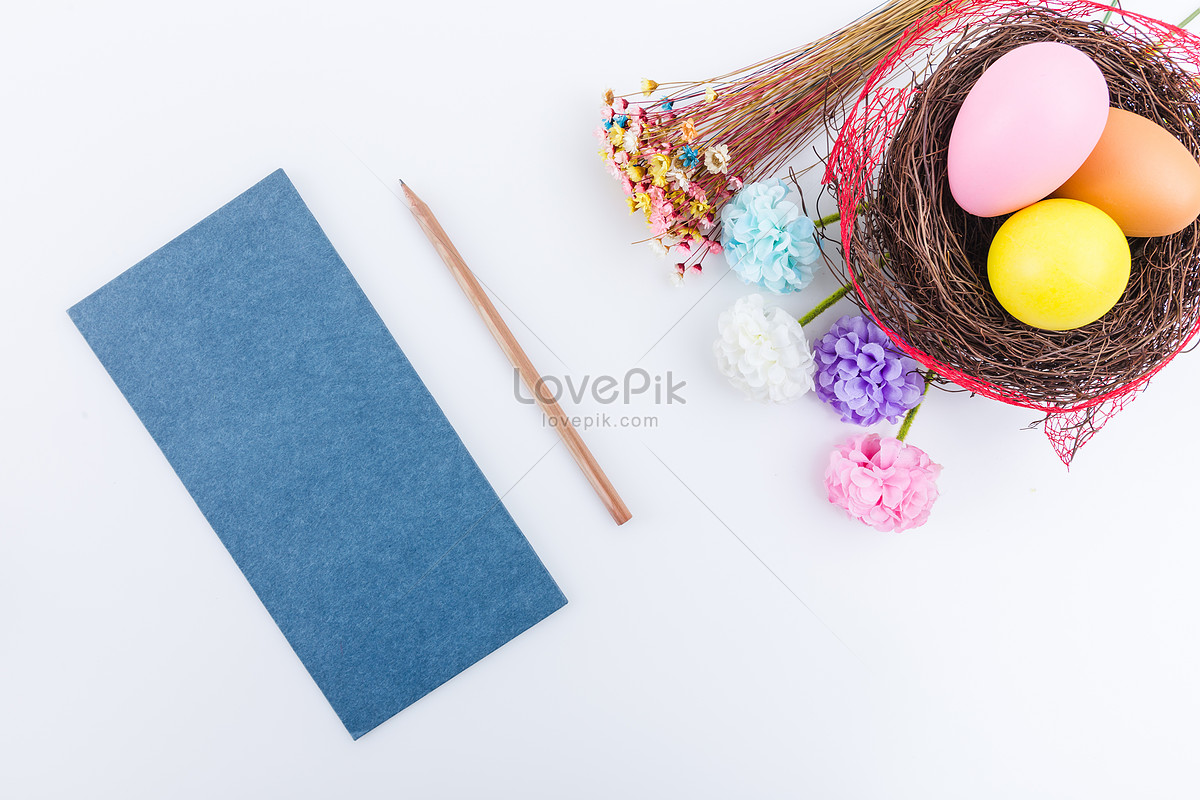 Easter celebrations are ready to write greeting cards photo easter celebrations are ready to write greeting cards m4hsunfo