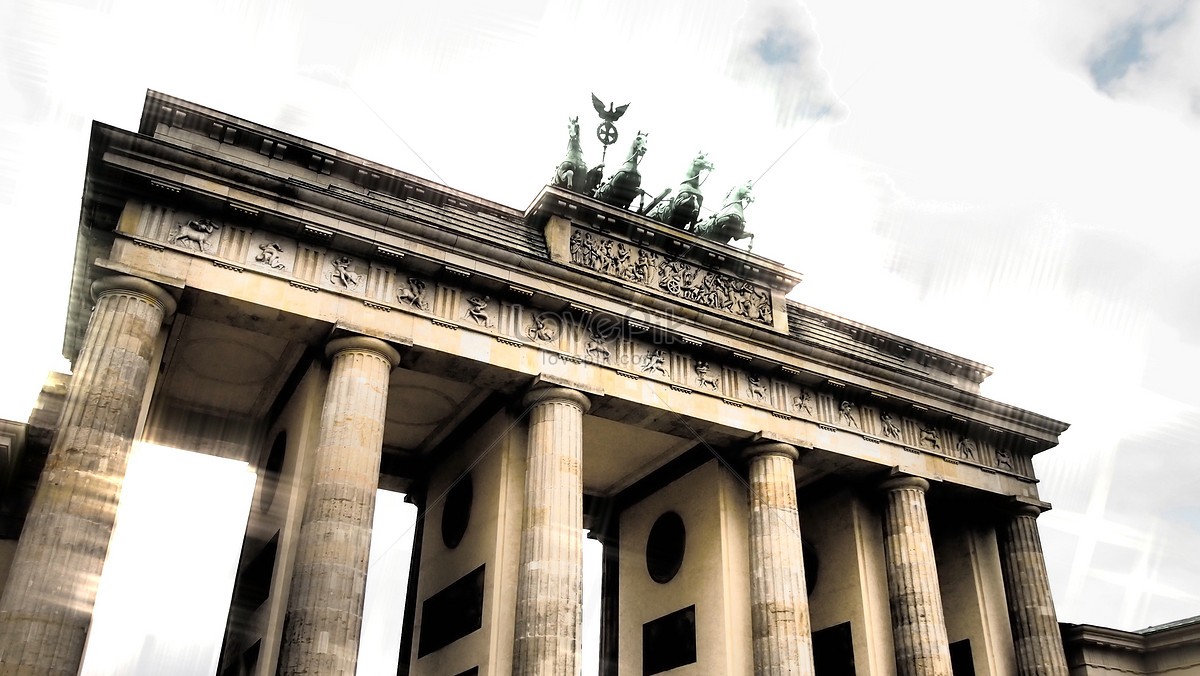 berlin architecture in germany photo image picture free download