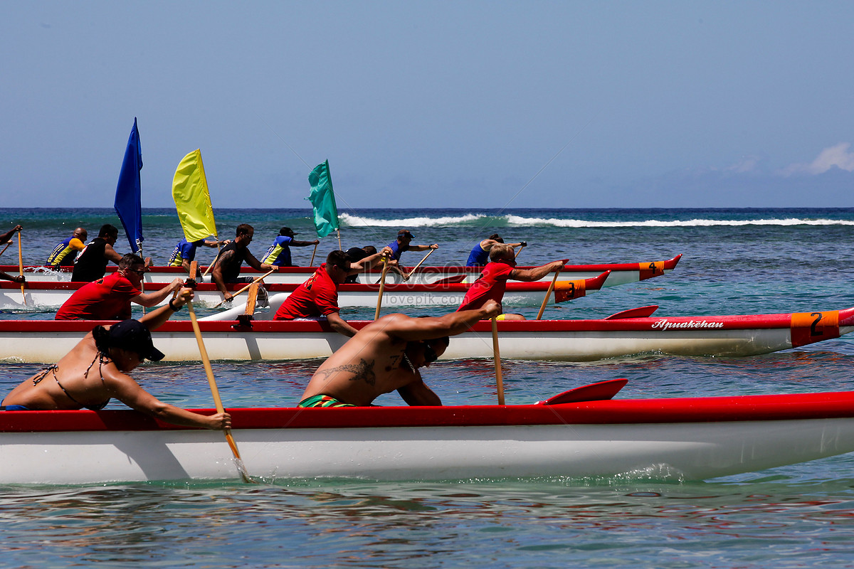 Boating competition photo image_picture free download