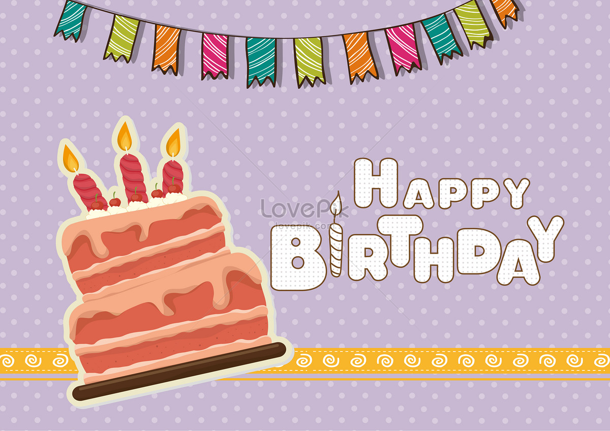 Birthday Card Creative Imagepicture Free Download 500473430lovepik