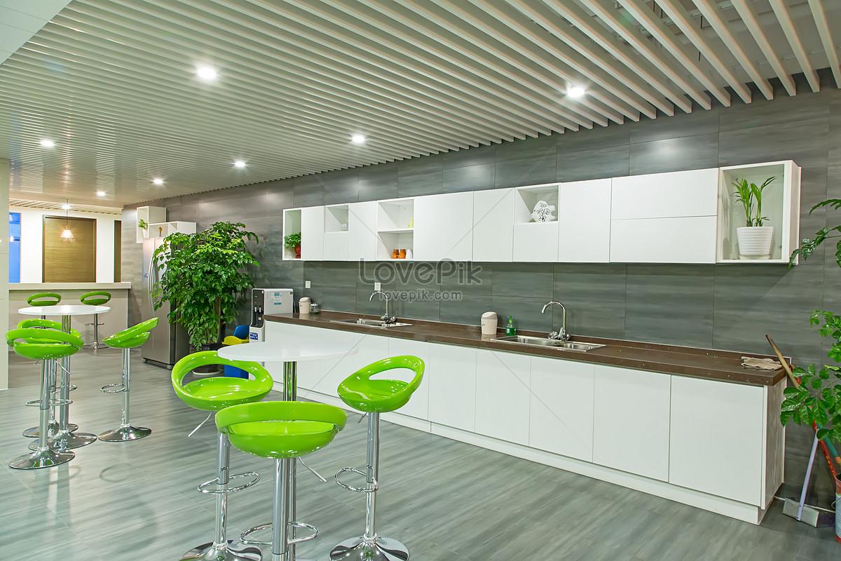 Photo de espace de travail moderne environnement espace de loisirs ...