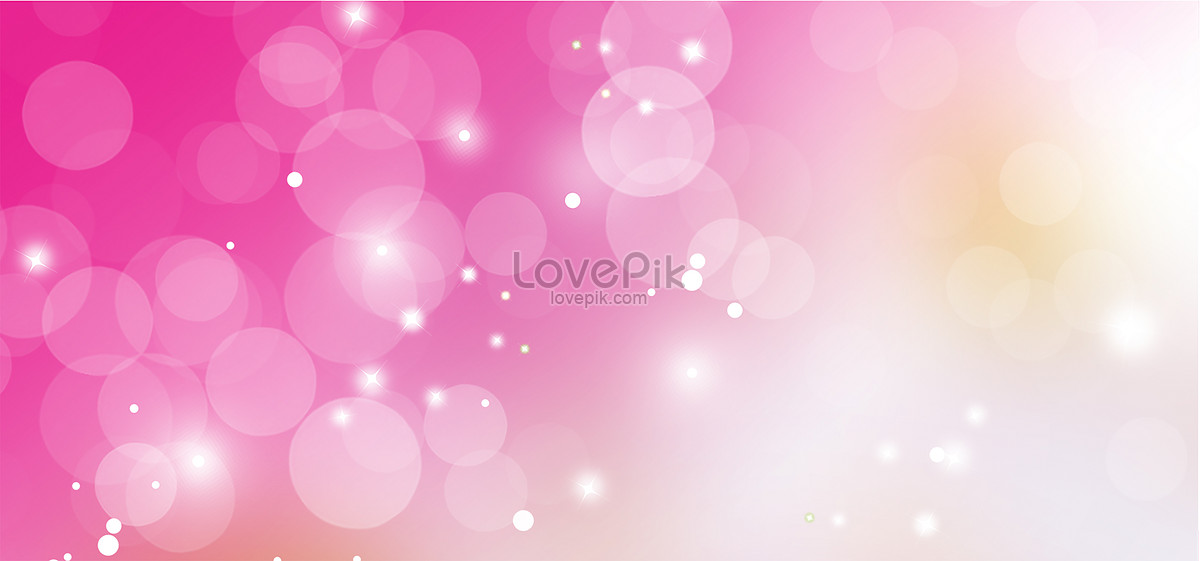 Pink Bubble Background Of Valentines Day Backgrounds Image Picture