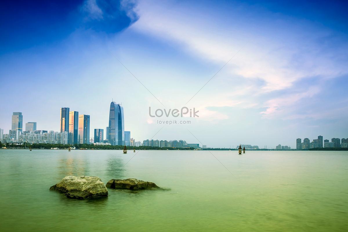 Tô Châu Kim Kê Hồ Phong Cảnh