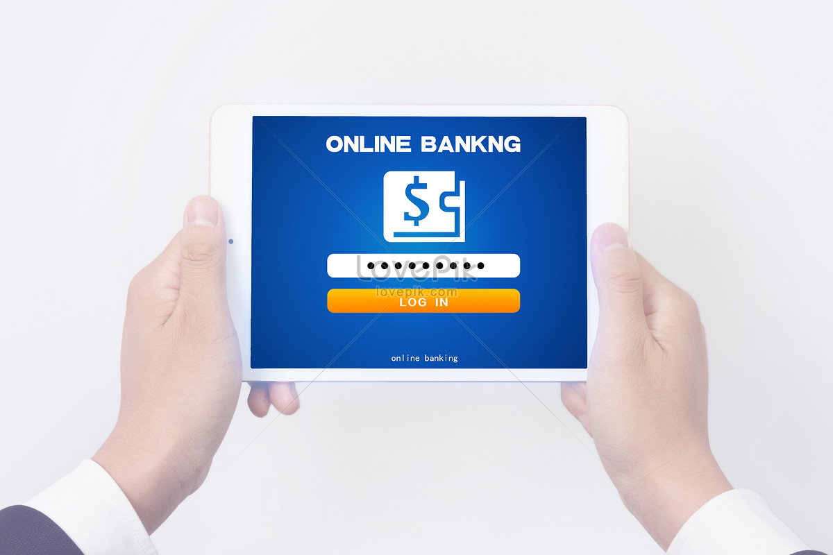 Online banking system photo image_picture free download