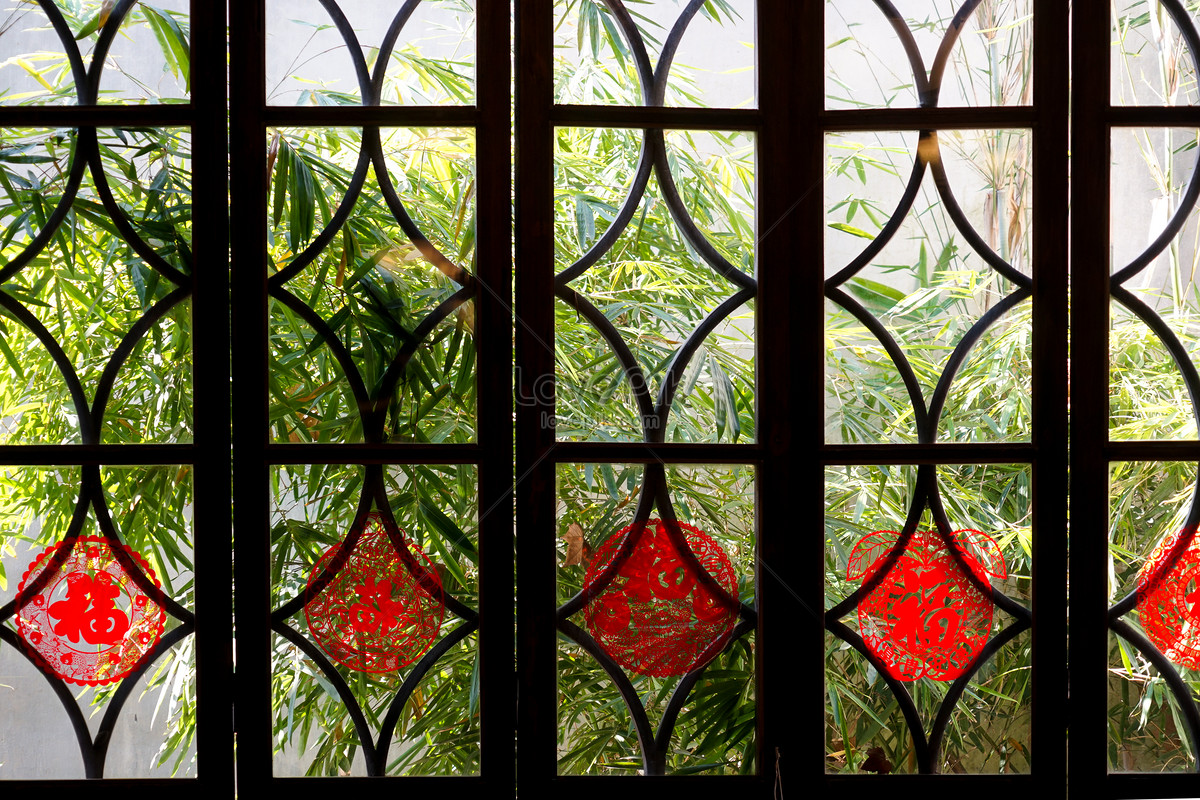 stick grilles lattice window photo image picture free download