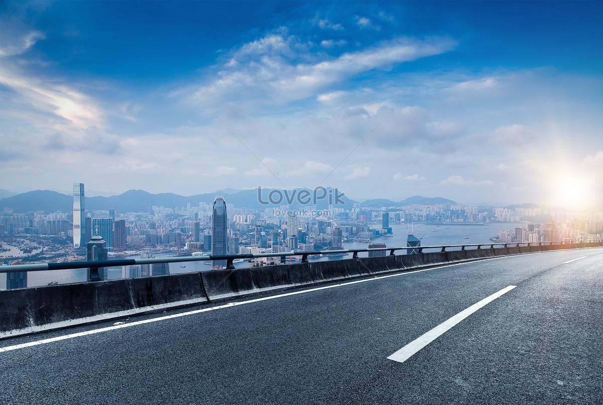 şehir Karayolu Arka Plan Resimyaratıcı Numarası 500731704tr