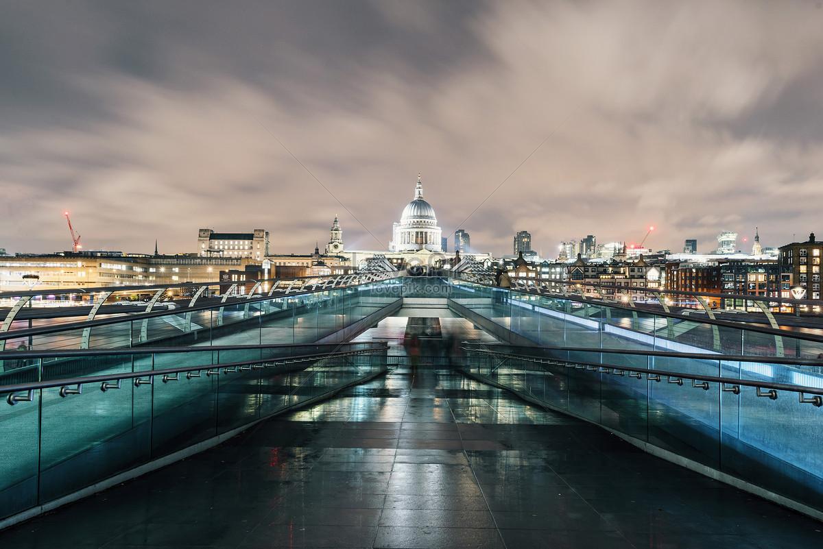 Thiên Niên Kỷ Bridge Luân Đôn Vương Quốc Anh