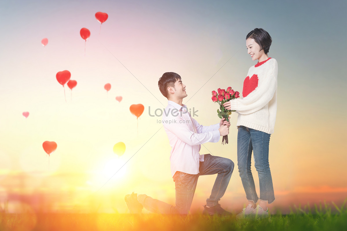 Valentines Day Lovers Photo Image Picture Free Download