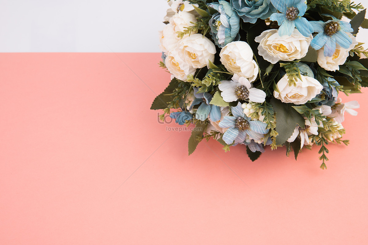 Brief Background Of Flower Bouquet Photo Imagepicture Free Download