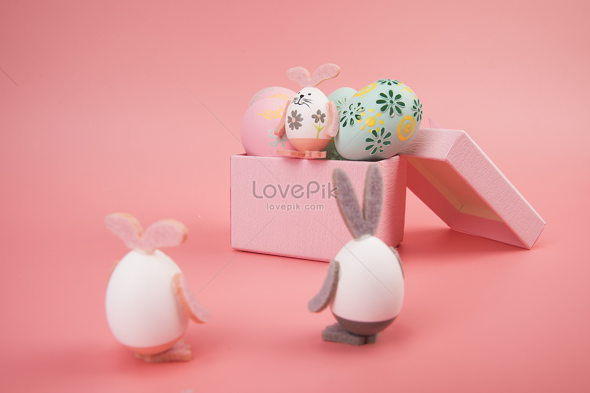 Image result for hộp quà giáng sinh trứng phục sinh