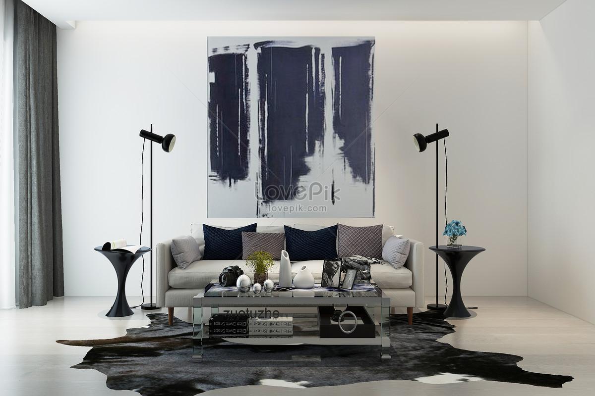 Bilder Zum Modernes Wohnzimmer Sofa Download Kreativ Id500863886 Jpg