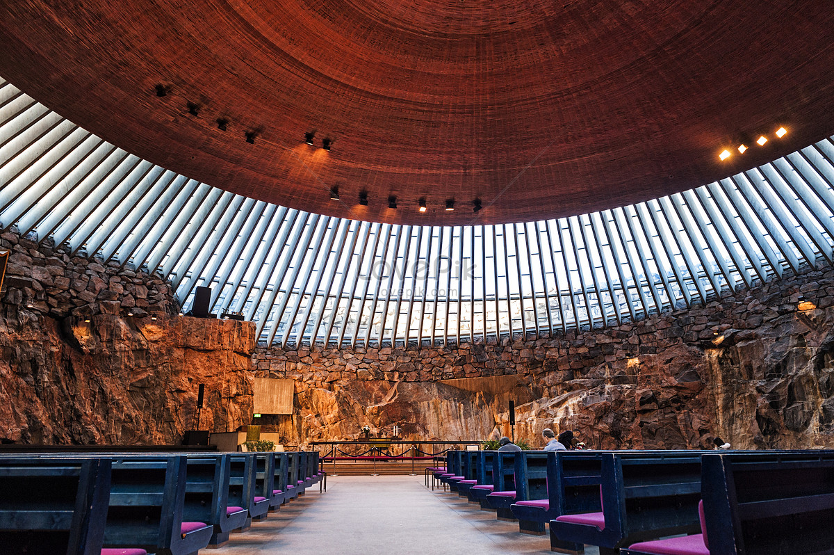 Helsinki Rock Church
