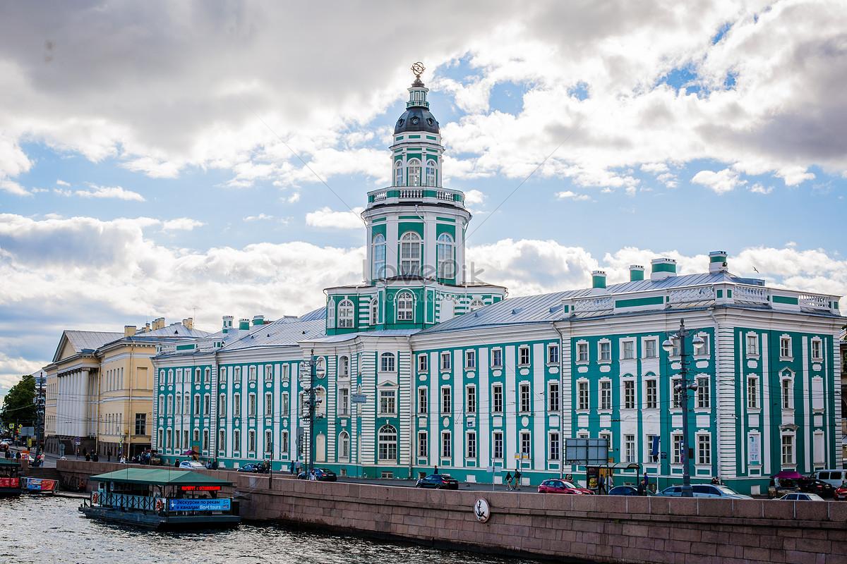 Cung Điện Mùa Đông St Petersburg Liên Bang Nga