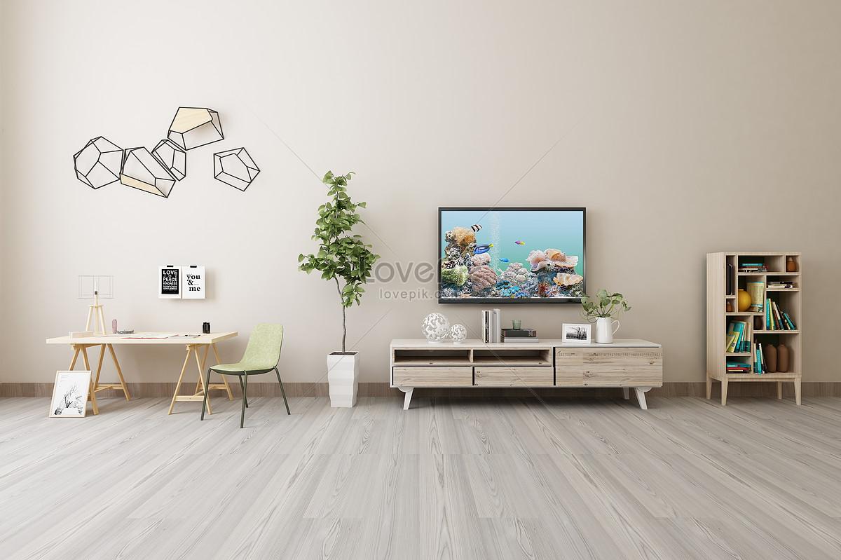 현대 집 거실 배경 이미지 _사진 500948773 무료 다운로드_lovepik.com