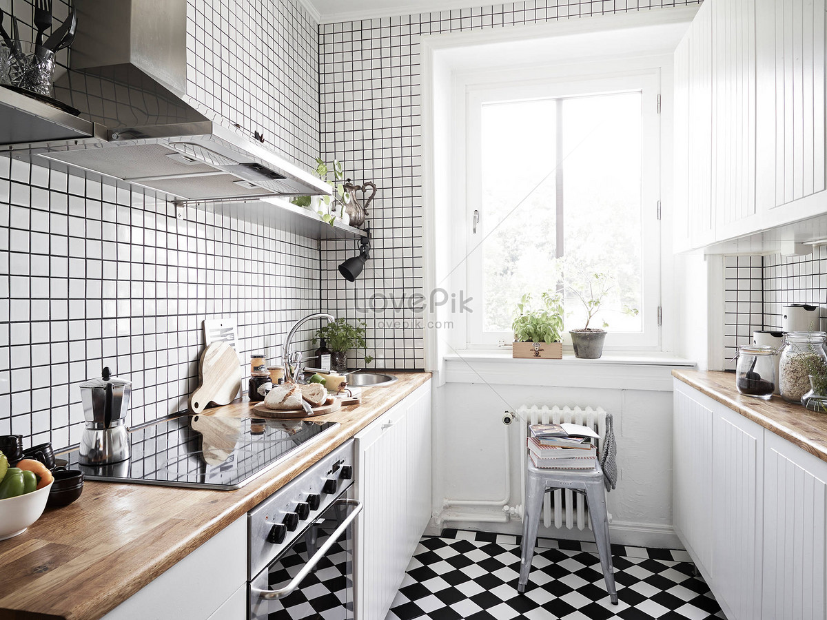 nordic style kitchen grey nordic style kitchen effect map creative images pictures
