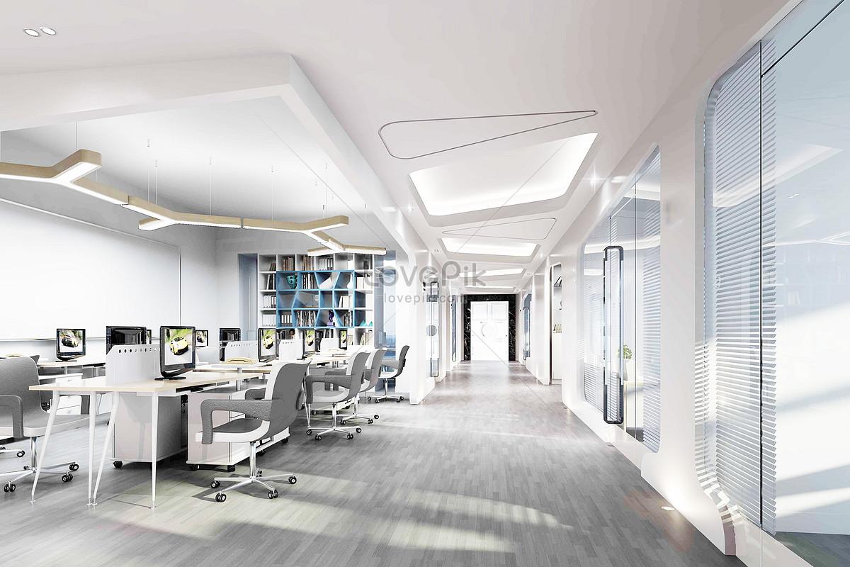 Magnifiques bureaux modernes et lumineux plug and work