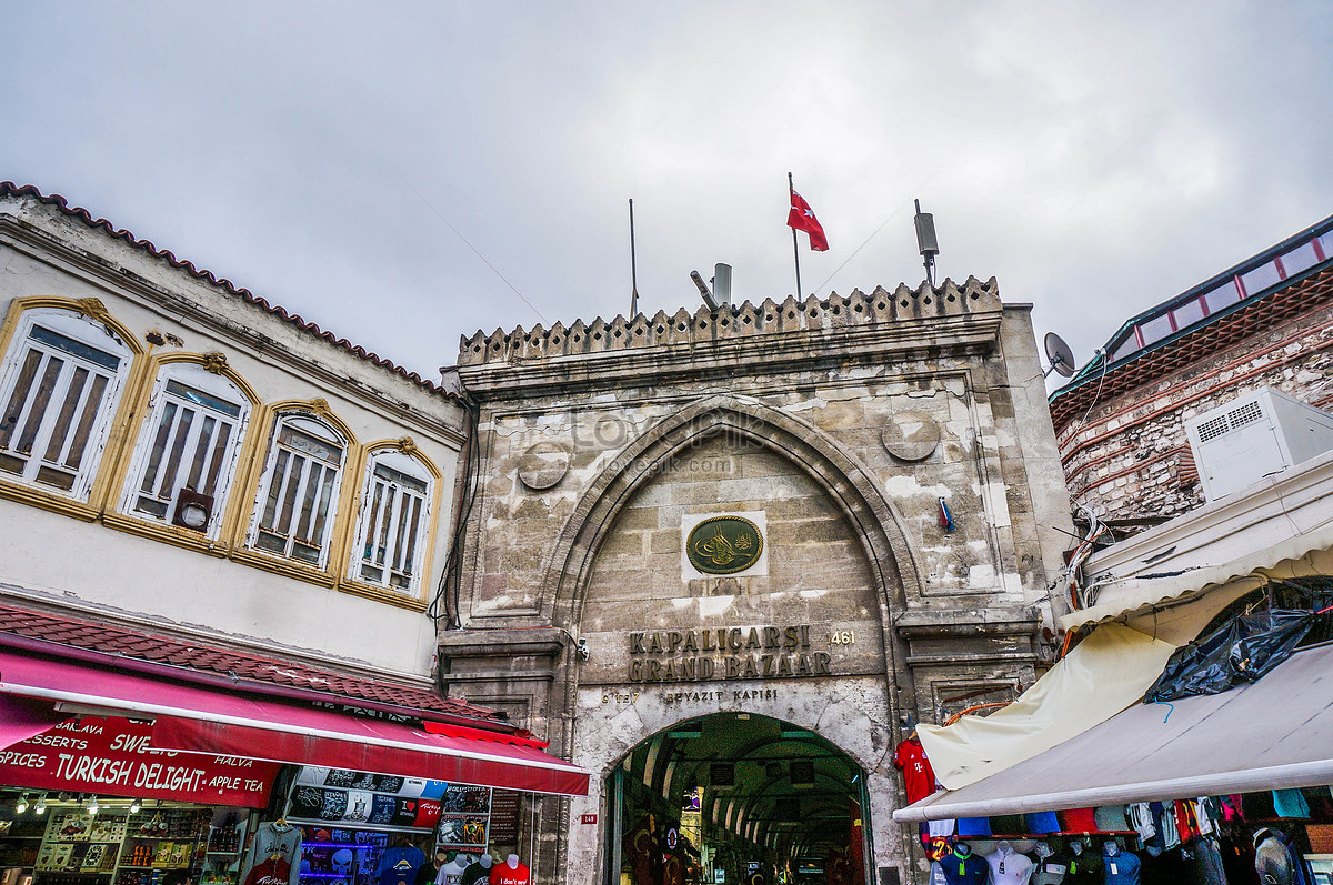 Grand bazar istanbul turkey photo image_picture free download